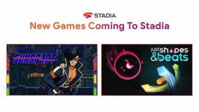 Gunsport и Just Shapes & Beats появятся в Stadia в этом году