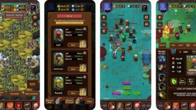 Infinite Arena доступна на iOS и Android