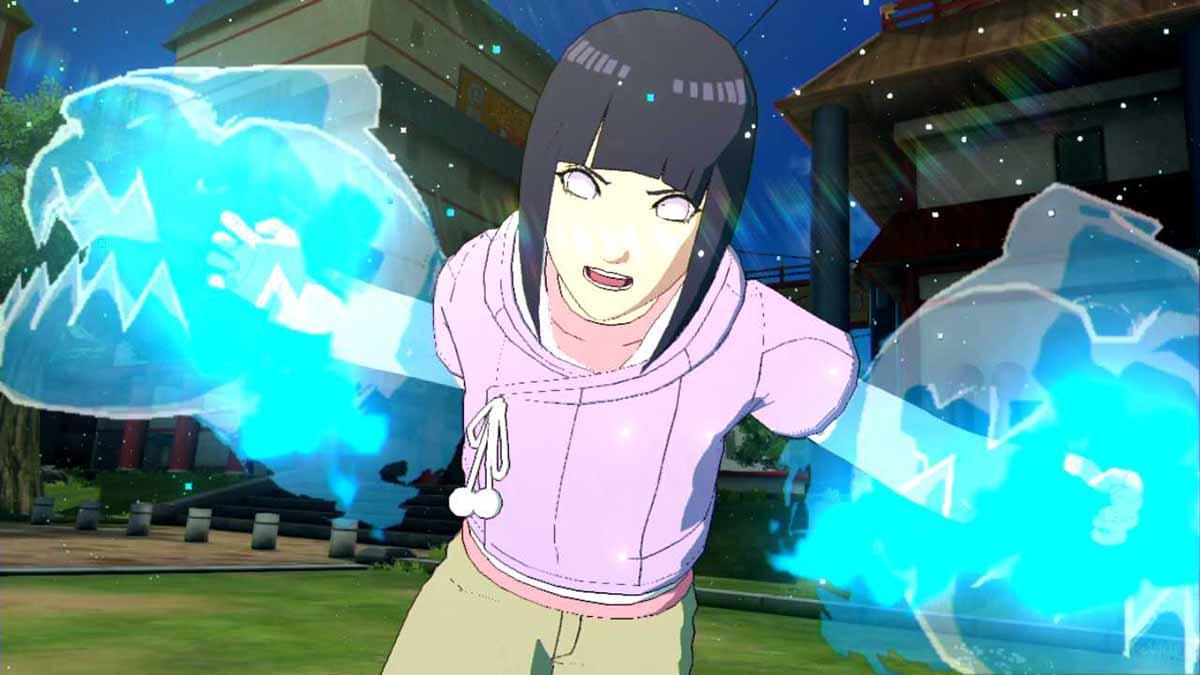 Naruto Shippuden: Ultimate Ninja Storm 4 - Road To Boruto теперь на Nintendo Switch