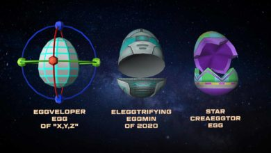 Roblox - Яичная охота 2020: Агенты EGG
