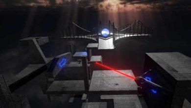Slinger VR, футуристическая экшн-игра-головоломка, появилась сегодня в Steam