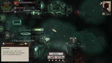 Sunless Sea: Zubmariner Edition выйдет на Nintendo Switch и Xbox One