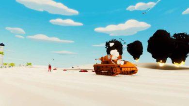 Total Tank Simulator - полностью про танки и многое другое