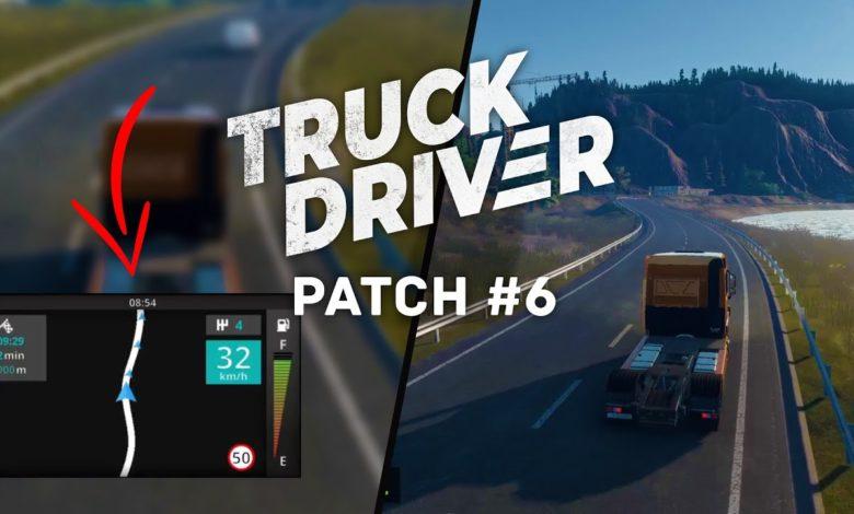 Truck Driver получит свой новый патч в мае