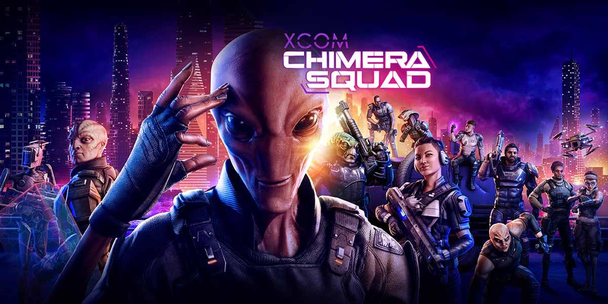 XCOM: Chimera Squad выходит на ПК 24 апреля