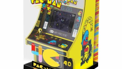 Photo of Анонсирован юбилейный Micro Player PAC-MAN 40th Anniversary Edition