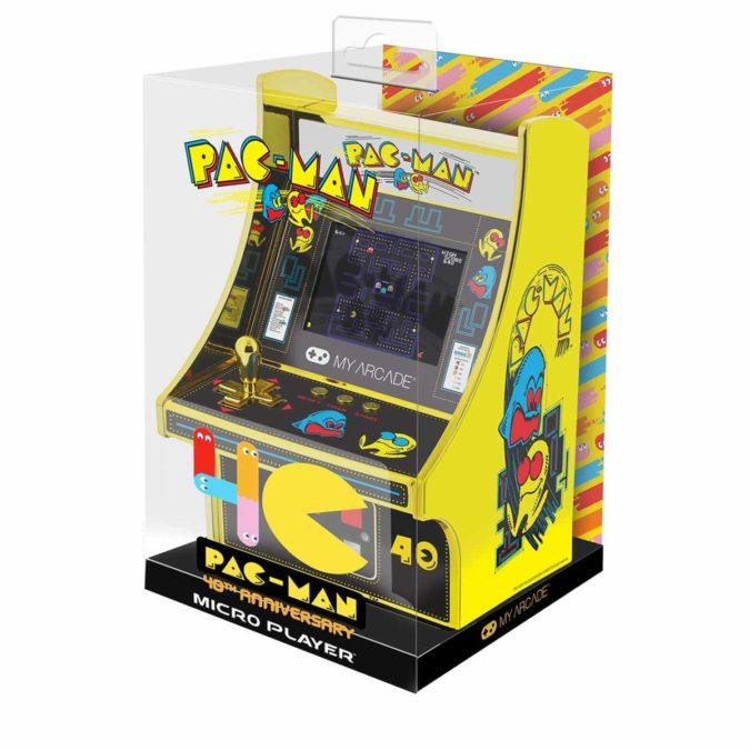 Анонсирован юбилейный Micro Player PAC-MAN 40th Anniversary Edition