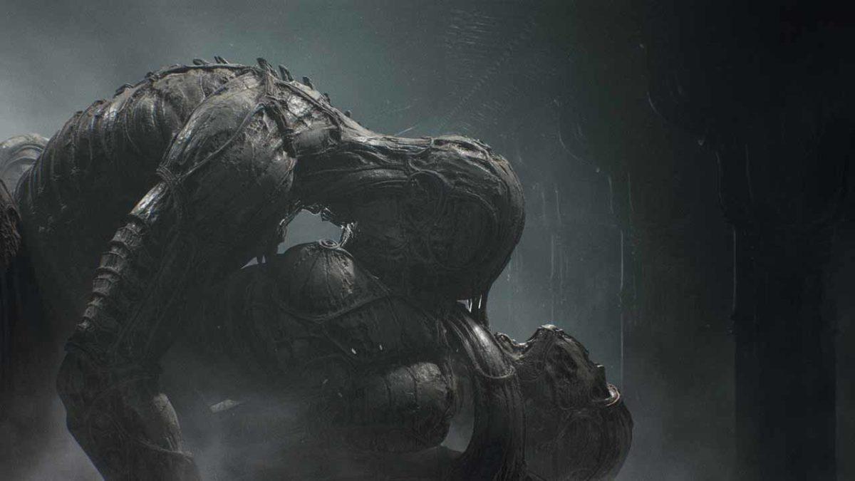 Атмосферная приключенческая игра Scorn будет эксклюзивно для Xbox Series X