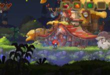 Photo of Волшебный пазл-платформер Potata: Fairy Flower приходит в Nintendo Switch 6 июня