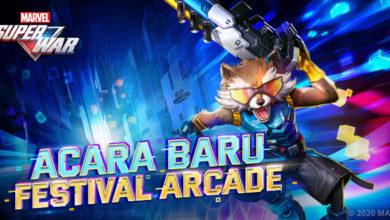 """В MARVEL Super War выпустили скин Star-Lord с аркадной тематикой """"Arcade Star-Lord"""""""