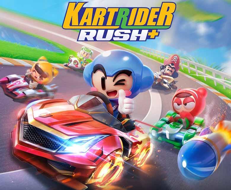 Гонка началась! KartRider Rush+ доступен сегодня по всему миру