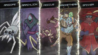 Для Monster Sanctuary вышло обновление Underworld