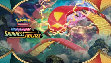 Photo of Для Pokémon Trading Card Game в августе выйдет расширение Sword & Shield – Darkness Ablaze