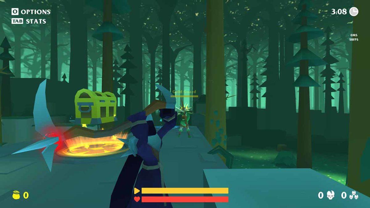 🎮 Жадность это хорошо! Бесплатная игра RaidLand вышла в Steam