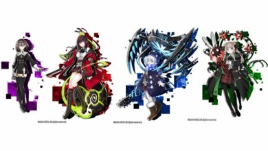 Знакомимся с персонажами Mai, Rottie, Liliana и Shina в Death end re;Quest 2