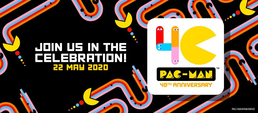 Легендарная игра Pac-Man празднует 40 лет