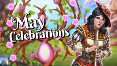 Майские праздники: Elvenar (Эльвенар) проводит красочное летнее мероприятие