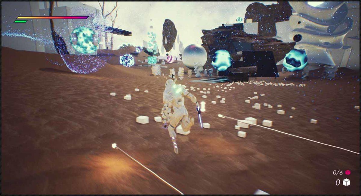 Межгалактическое приключение Moonray начинает свой путь в раннем доступе Steam