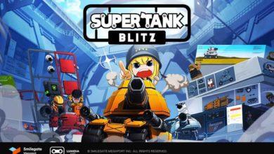 Открыта глобальная предварительная регистрация в SuperTank Blitz