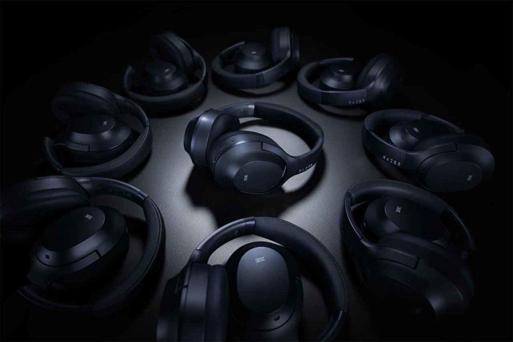 Погрузись в себя и забудь шум с помощью наушников Razer Opus