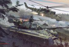 Режим дистанционного обучения для военных США, России и Европы вводит War Thunder