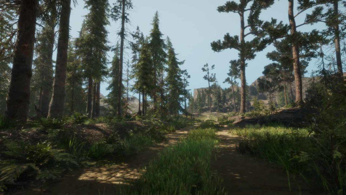Совершите виртуальную прогулку по природе, не выходя из собственного дома в A Walk in the Woods