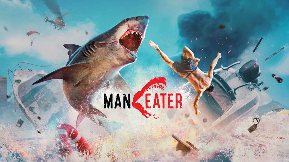Станьте первоклассным хищником вершин морей в игре Maneater, в которой вы играете за акулу