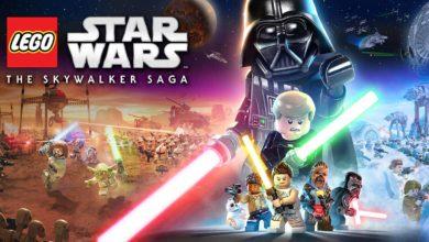 С Днем Звездных Войн! Официальная ключевая иллюстрация для LEGO Star Wars: The Skywalker Saga