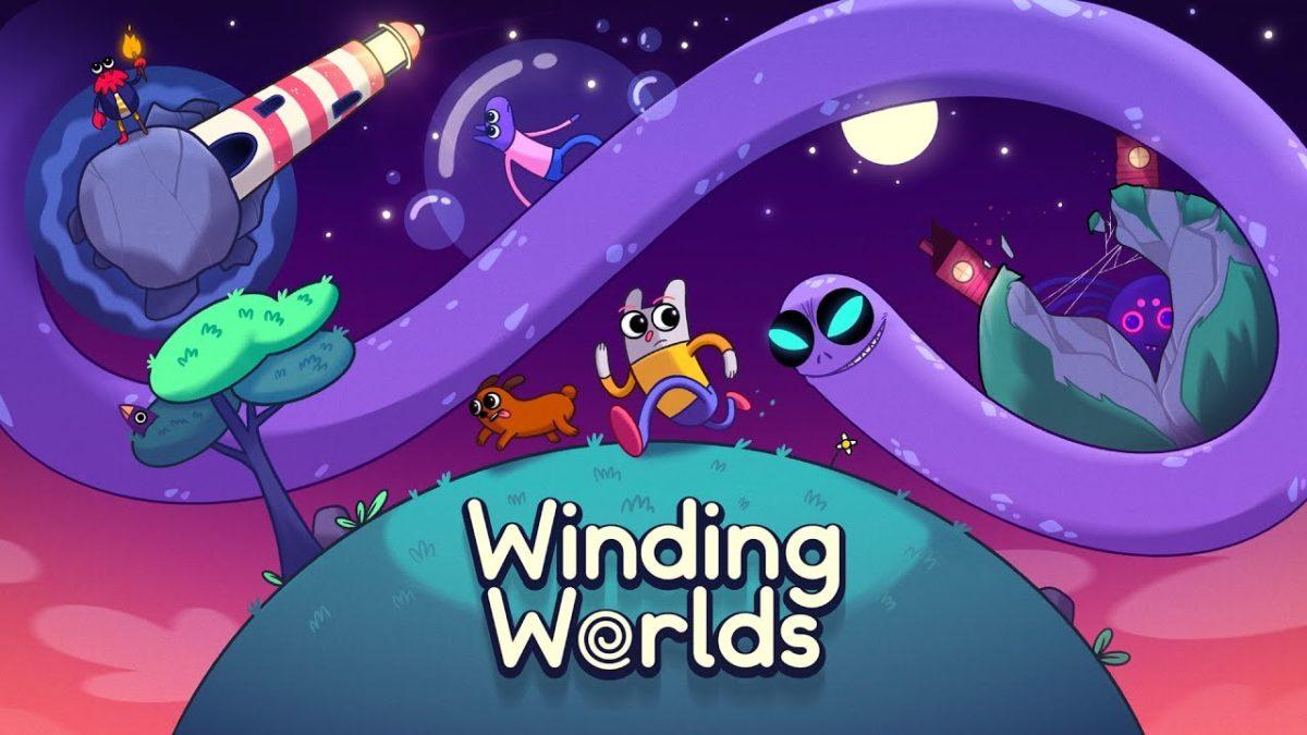 Увлекательная головоломка-приключение Winding Worlds вышла исключительно в Apple Arcade