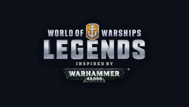 Хаос наступает, когда Warhammer 40000 становится частью World of Warships