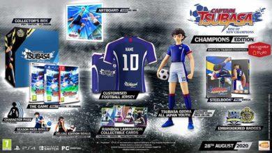 🎮 Аркадная футбольная игра Captain Tsubasa: Rise Of New Champions будет выпущена 28 августадля PS4, Nintendo Switch и PC