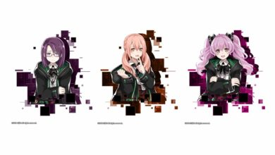 Photo of 🎮 К Death end re;Quest 2 присоединяются три девочки: Chitsuba, Victorie, и Vina, из общежития Wordsworth