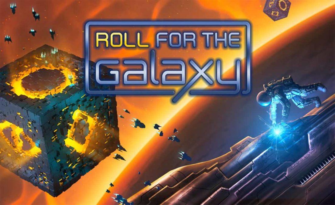 🎮 Открыта регистрация на бета-версию Roll for the Galaxy на iOS, Android и Steam