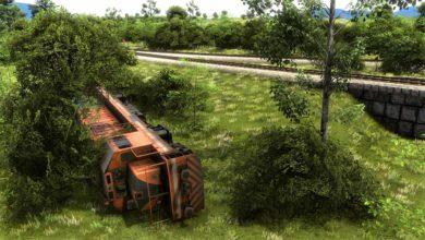 🎮 Симулятор поезда Derail Valley перестроен в серьезном обновлении
