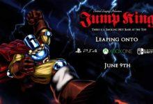 🎮 Смешной вертикальный платформер Jump King выйдет 9 июня на Switch, PlayStation 4 и Xbox One