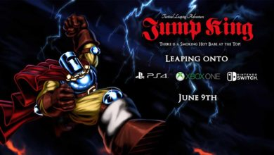 Photo of 🎮 Смешной вертикальный платформер Jump King выйдет 9 июня на Switch, PlayStation 4 и Xbox One