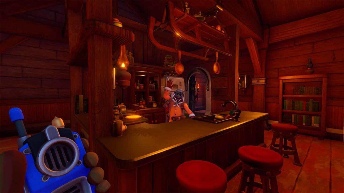 🎮 Совместная головоломка для двух игроков We Were Here Together выйдет для Xbox One 5 июня
