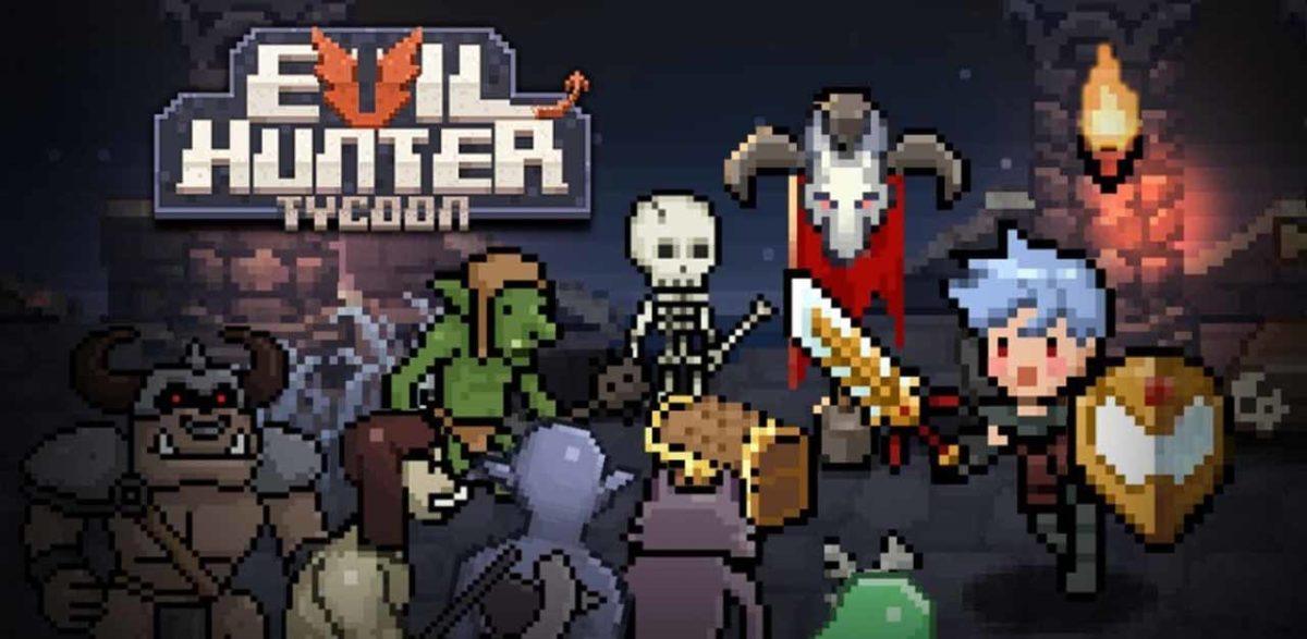 🎮 Evil Hunter Tycoon, новая рекомендуемая игра месяца от Google