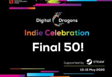 50 игр для Digital Dragons - Indie Celebration
