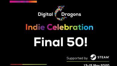 50 игр для Digital Dragons - Indie Celebration
