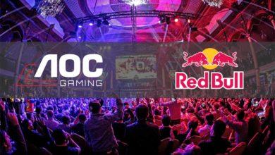 Photo of AOC и Red Bull укрепляют партнерские отношения