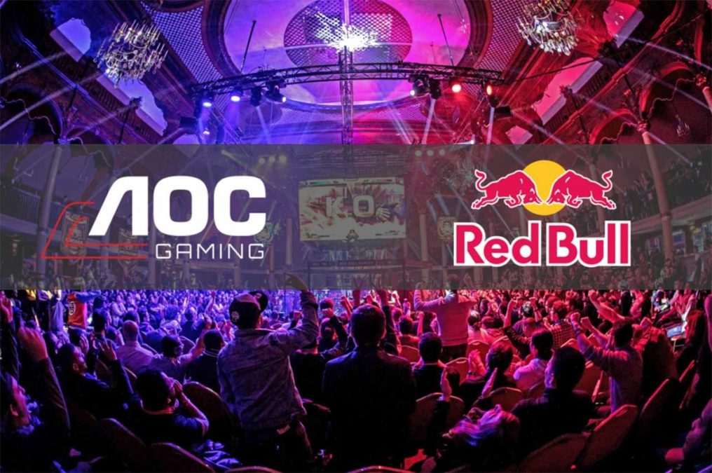 AOC и Red Bull укрепляют партнерские отношения
