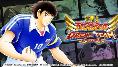 В Captain Tsubasa: Dream Team начинается 3-я годовщина