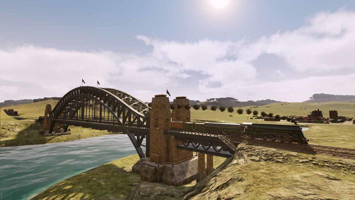 DLC Under Down в Railway Empire переносит нас в относительно неизведанную область австралийских железных дорог