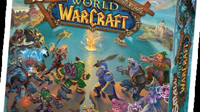 Компания Days of Wonder представила новую настольную игру Small World of Warcraft
