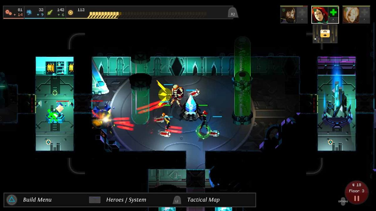 Dungeon of the Endless теперь на Nintendo Switch и 19 мая на PlayStation 4
