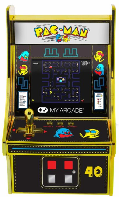 Micro Player PAC-MAN 40th Anniversary Edition