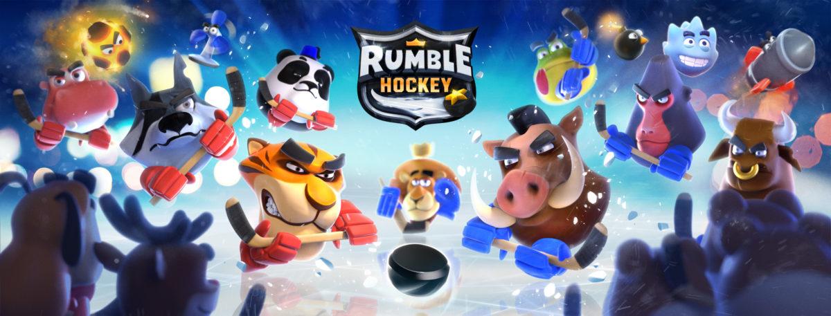 Rumble Hockey запускается во всем мире 19 мая