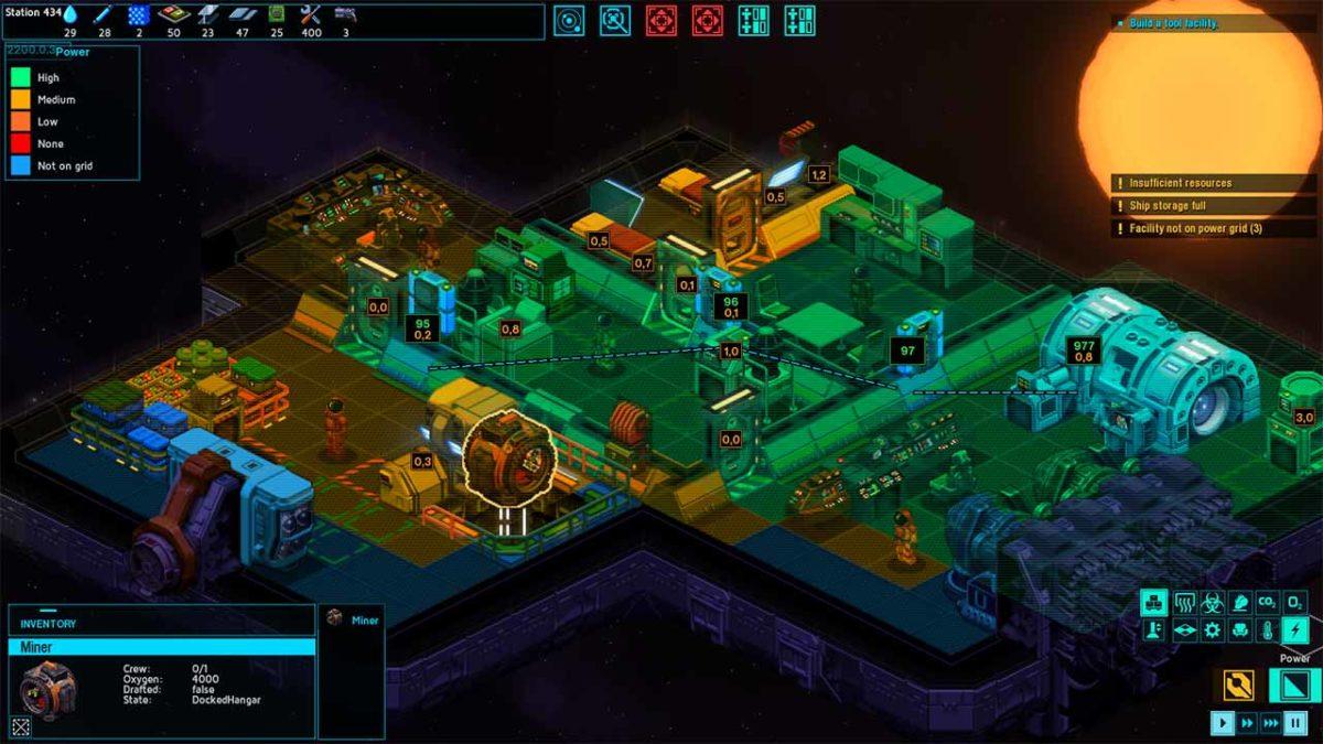 Space Haven входит в ранний доступ как одна из самых популярных игр в Steam и поддерживается счастливым числом 7777 покровителей на Kickstarter