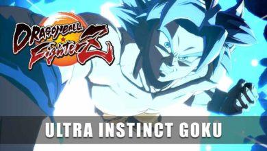 Ultra Instinct Goku присоединится к драке в DRAGON BALL: FighterZ 22 мая
